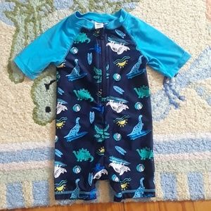 Old Navy Baby Boy Swimsuit 18-24M